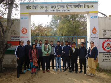 Awareness Visit on Water Quality and its Treatment