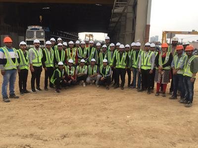Industrial-Visit-for-Precast-Technology